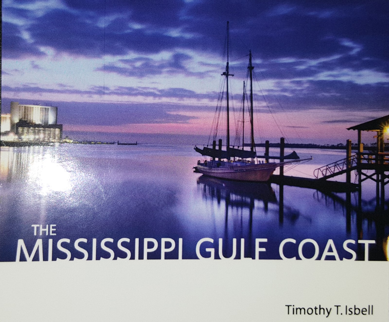 Mississippi Gulf Coast book